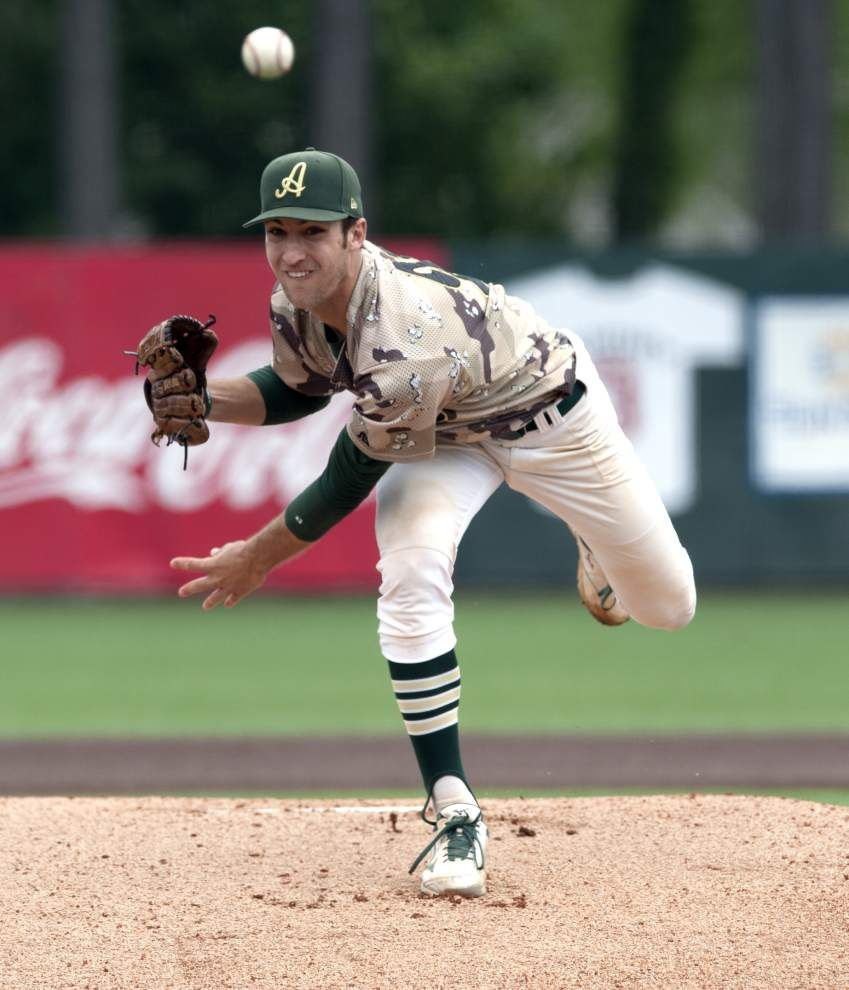 All-star berth surprises Acadiana's Derek Boutin _lowres