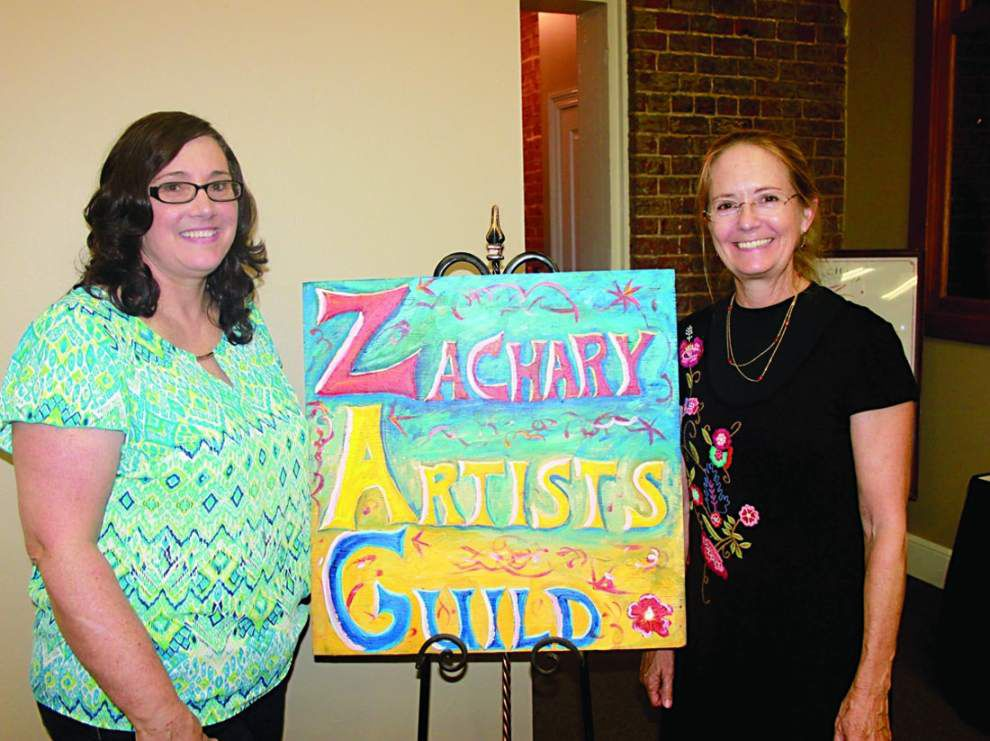 Zachary's Fall Art Crawl set for Friday _lowres