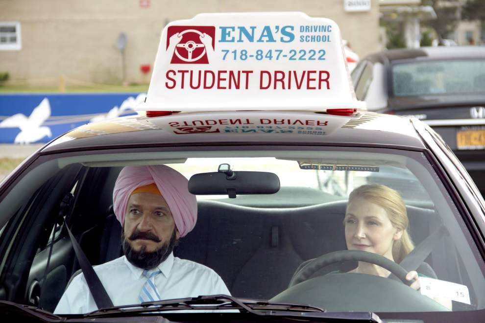 'Learning to Drive' needs more gas in the tank _lowres