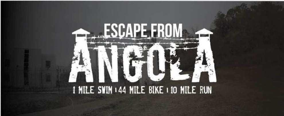 Louisiana 'Escape From Angola' triathlon canceled after criticism, featured accommodations in old Death Row, 'keys to prison' prize _lowres