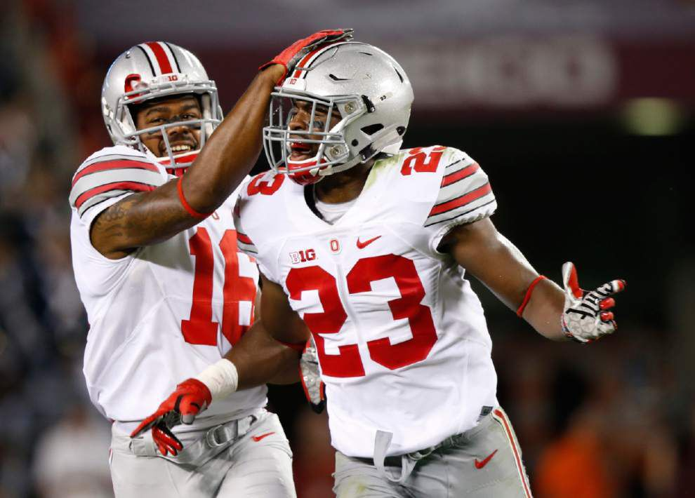 NFL draft spotlight: Ohio State safety Tyvis Powell checks a lot of boxes for NFL teams _lowres