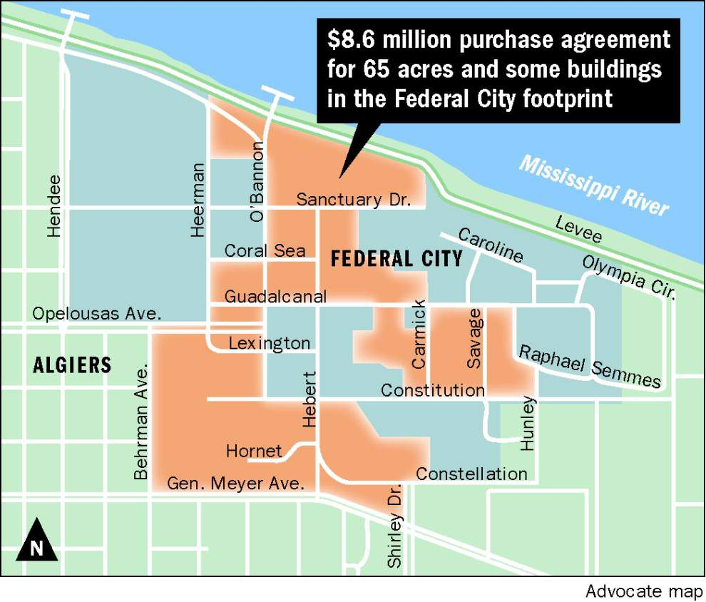 Public boards agree to sell 65 acres of Federal City site to private developers _lowres
