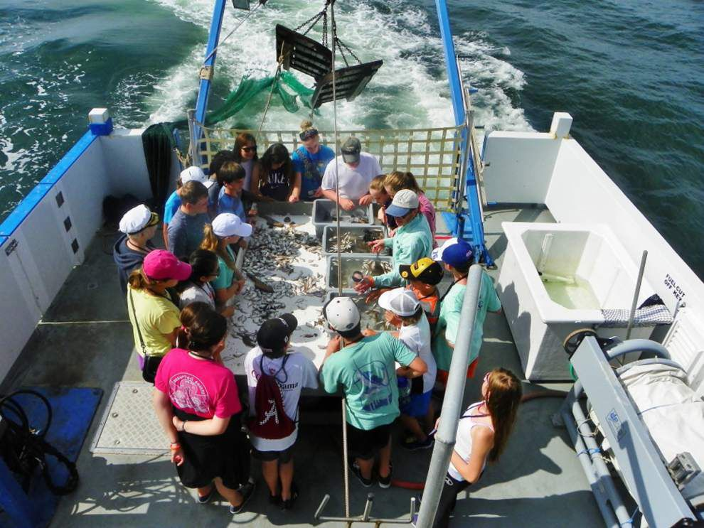 BR student attends summer marine science camp _lowres