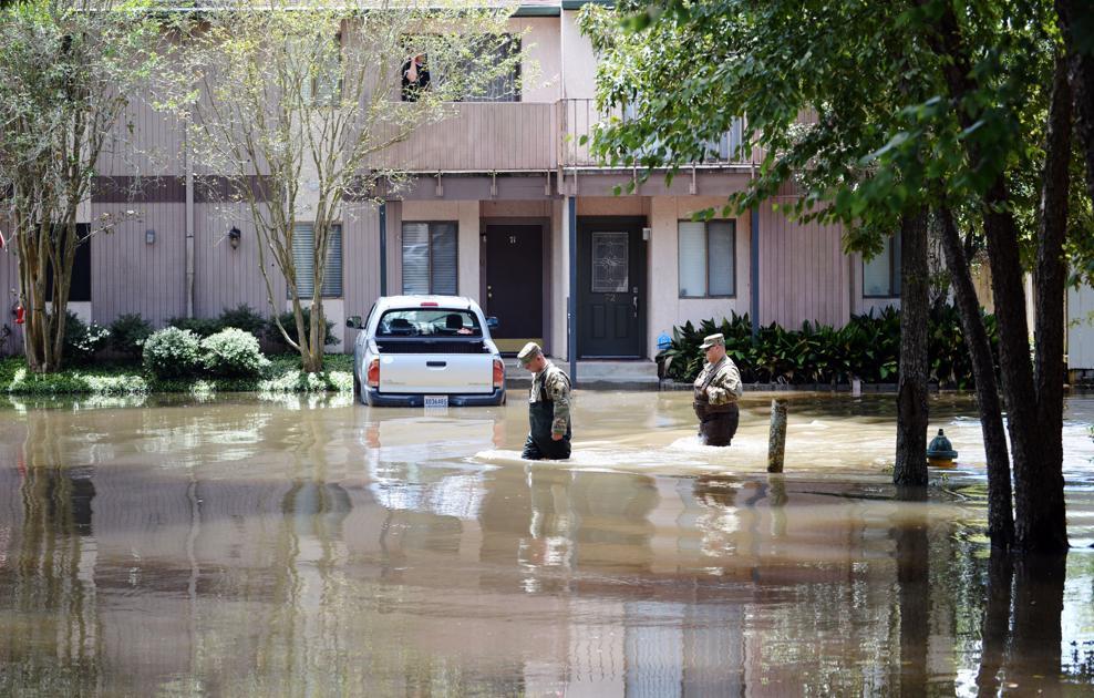 Lafayette Parish Flooding Impacts More Than 1 500 News