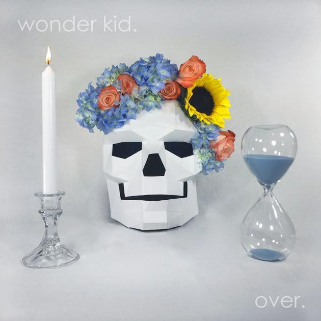 Album review: Hammond's Wonder Kid looks inward on debut EP 'over.'