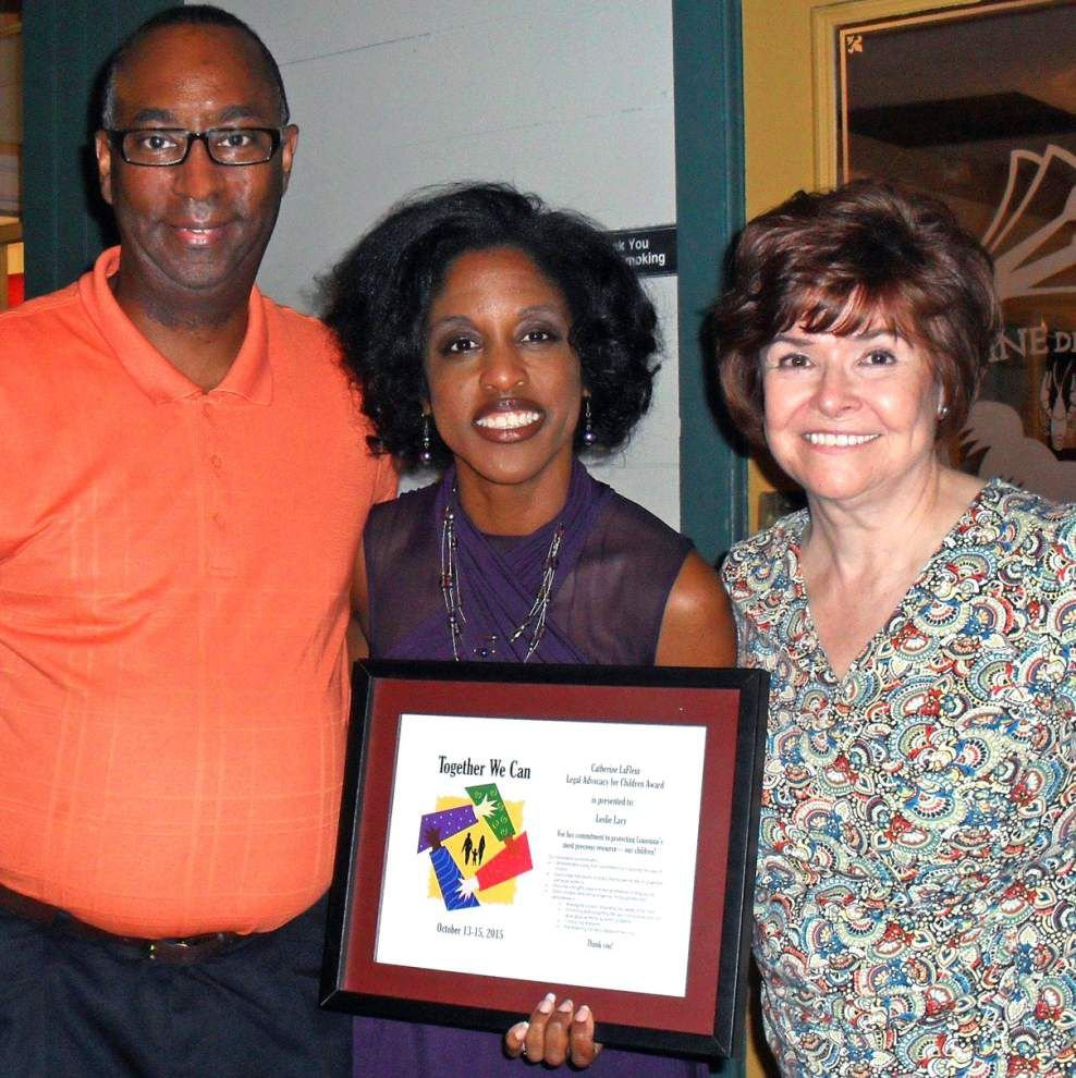 Community news: Launch awareness walk set in Denham Springs, EBR attorney honored for child advocacy _lowres