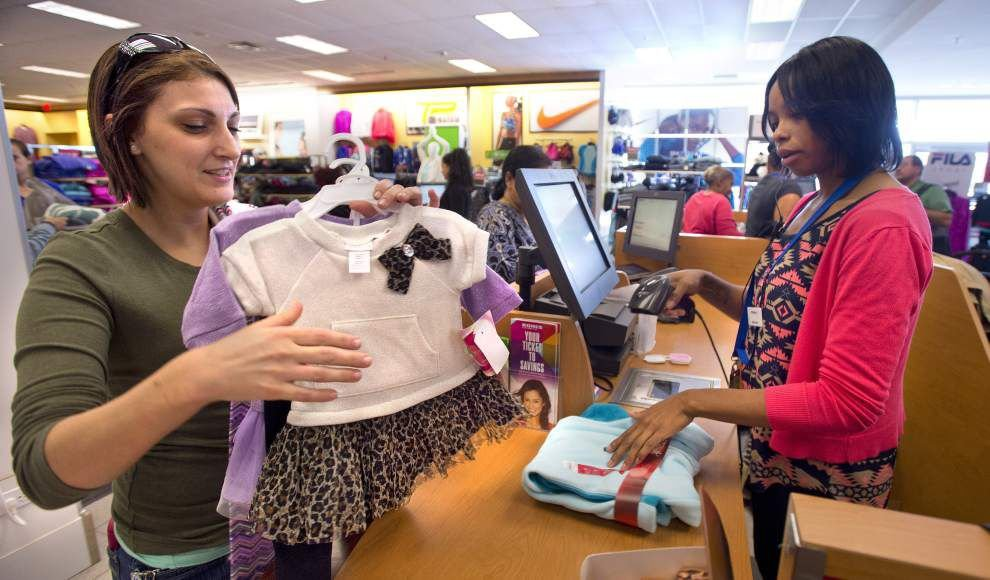 Were you in that number? Door-busting deals drive Baton Rouge-area shoppers in annual Black Friday frenzy _lowres
