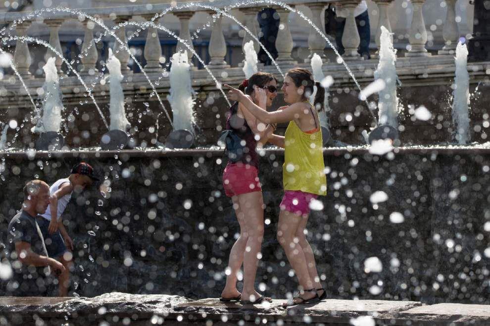 NOAA, NASA say 2014 was warmest year on record worldwide _lowres