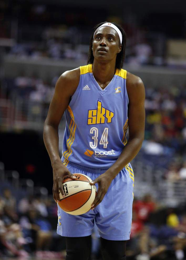 Sylvia Fowles, April Burkholder lead the way in LSU Athletic Hall of Fame's Class of 2015 _lowres