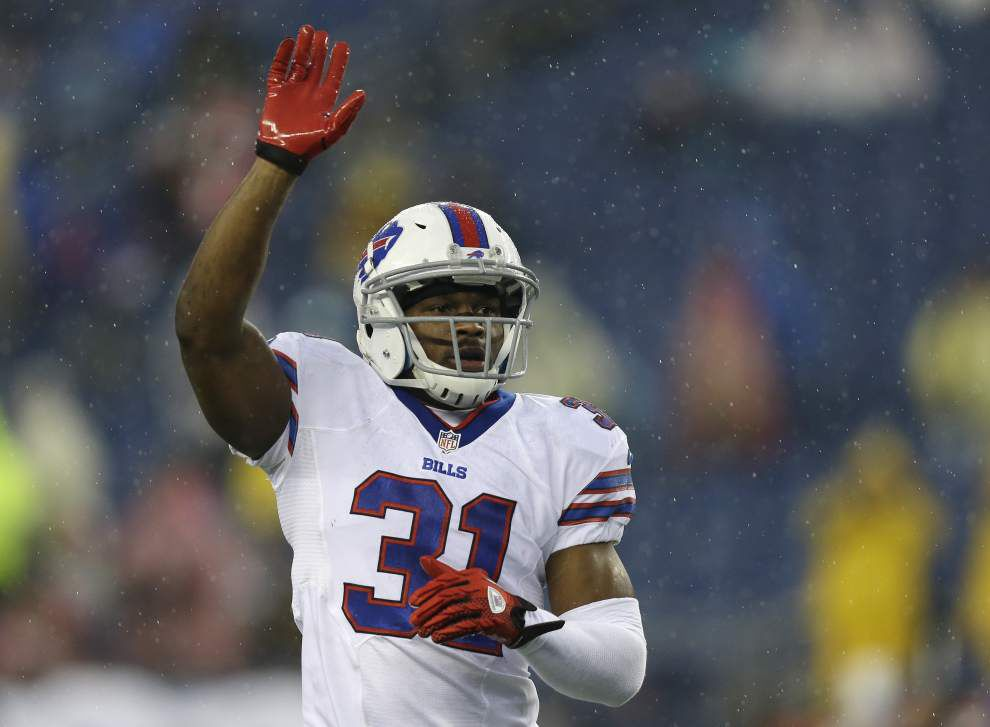 Whenever he returns from back surgery, Saints' Jairus Byrd should be set _lowres