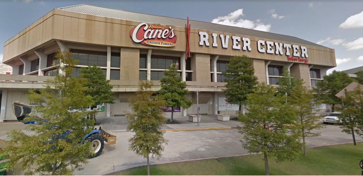 Raising Cane's River Center stock