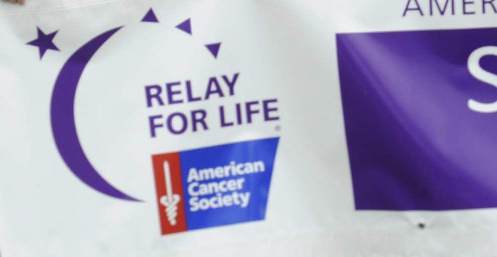 American Cancer Society postpones Relay for Life event _lowres