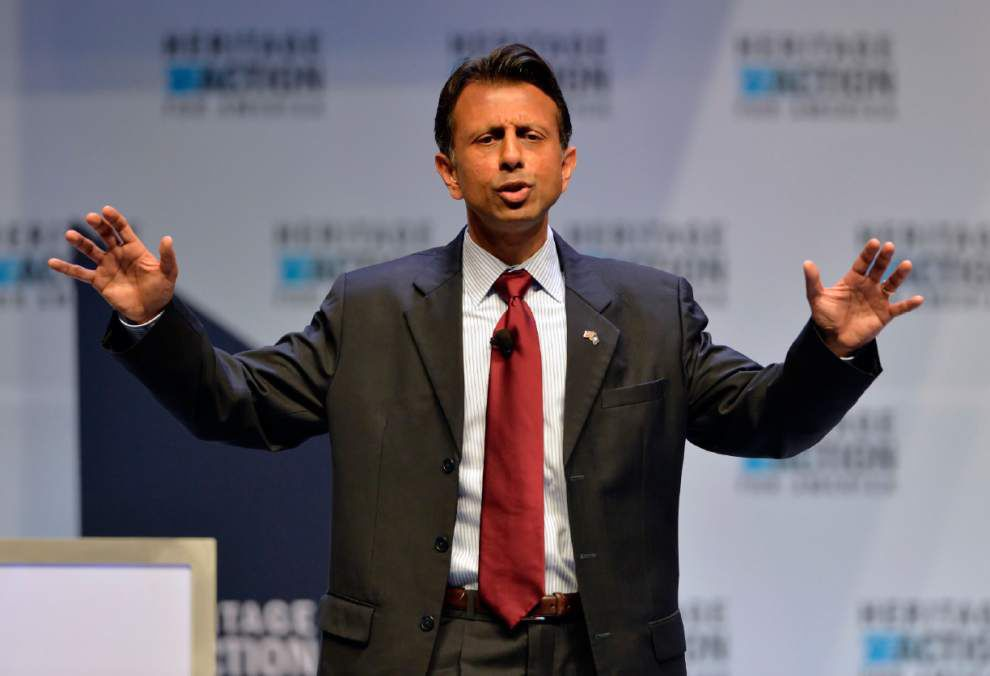 Bobby Jindal's national tax plan would make all Americans pay, eliminate corporate income tax _lowres