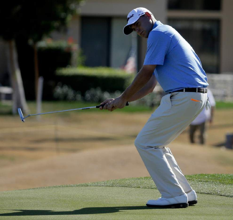 Bill Haas follows in his father's footsteps with a victory at the Humana Challenge _lowres