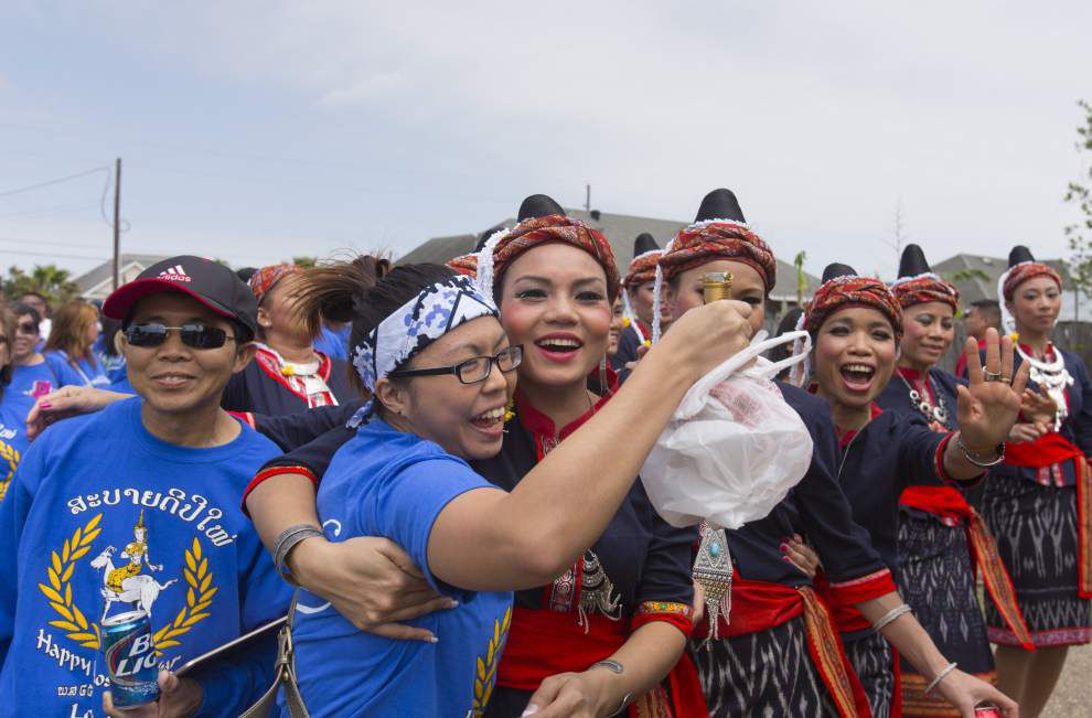 Photos: Lao New Year celebrated in New Iberia _lowres
