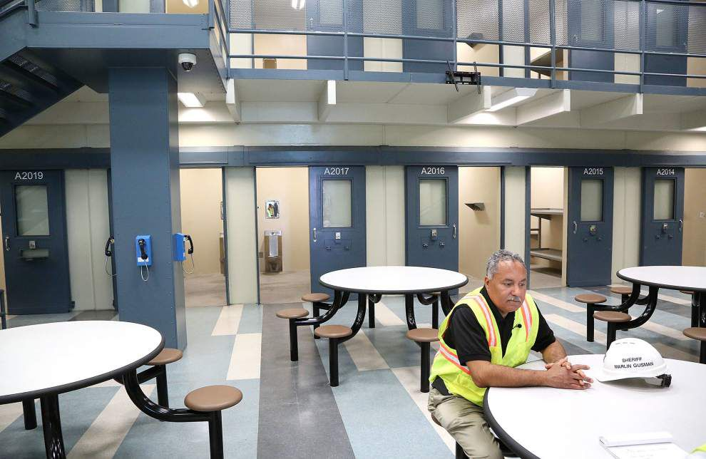 Big question from judge hovers over Marlin Gusman: Is Orleans Sheriff's Office incapable of reforming jail conditions? _lowres