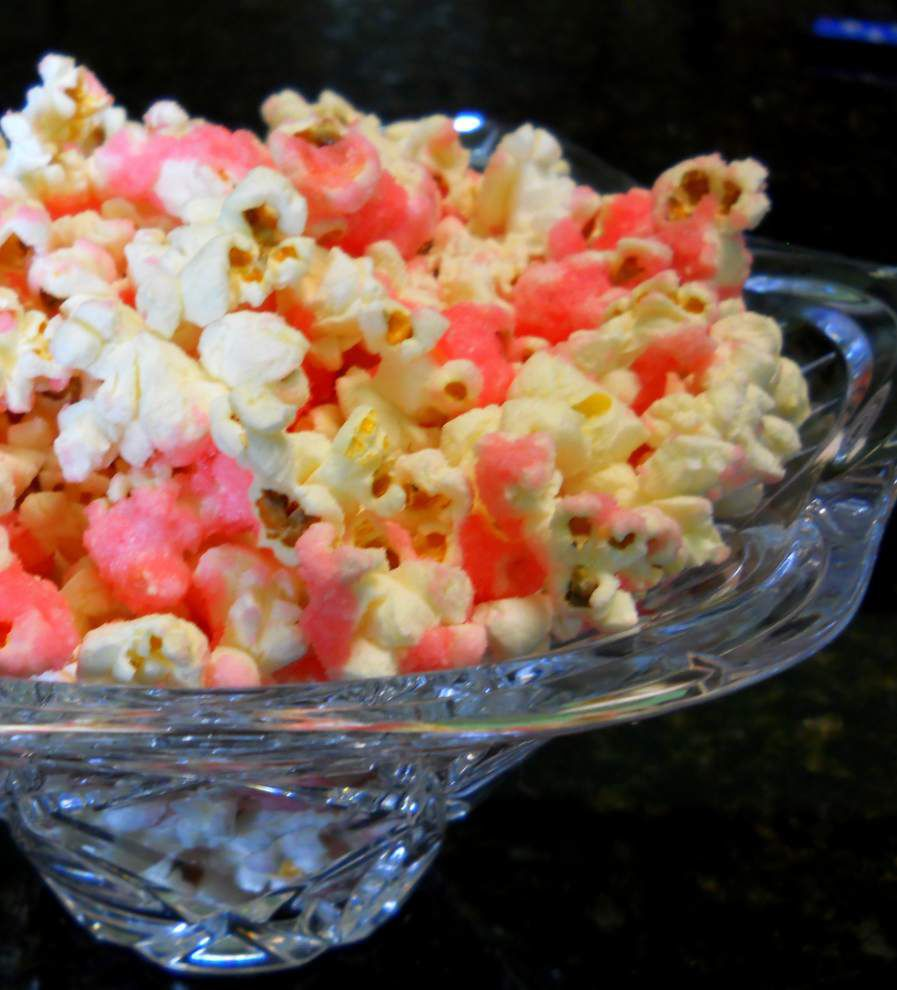 Bites of History: Plenty to do with popcorn when the movie is over _lowres