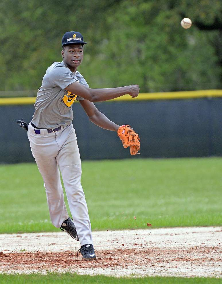 Coach Darren Clark has Scotlandville baseball living up to its mantra _lowres