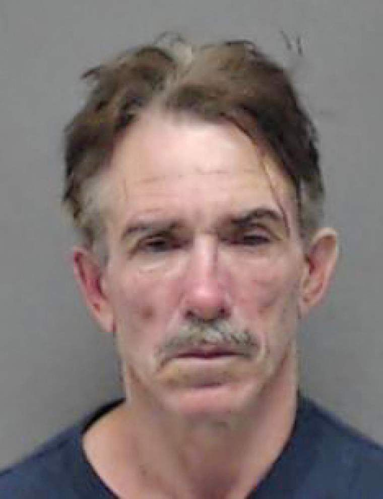 Kentwood man arrested with methamphetamine in his truck, deputies said _lowres