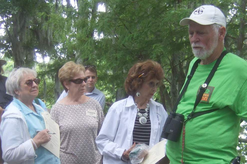 Louisiana Garden Club Federation wraps up Environmental Studies School successfully _lowres