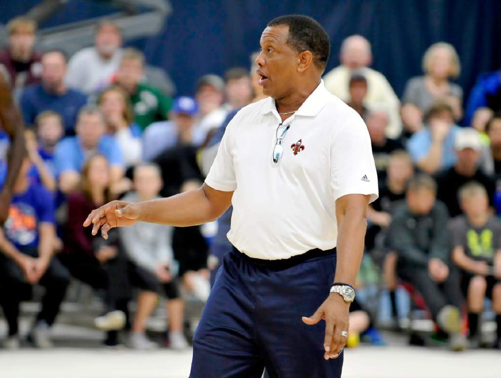 Pelicans notebook: Saturday's preseason opener at Indiana 'will truly be about us and what we're trying to do,' coach Alvin Gentry says _lowres