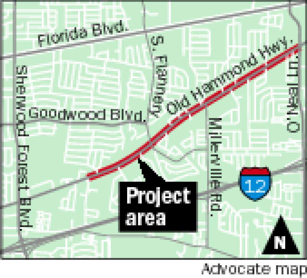 Ask The Advocate: Will Old Hammond Highway ever be widened? _lowres