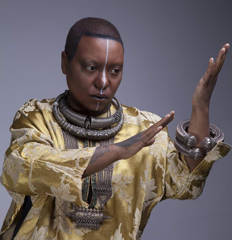 Singer-bassist Meshell Ndegeocello is a poet of many musical forms _lowres
