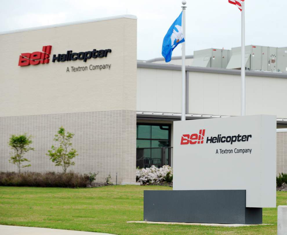 Bell Helicopter expects full-throttle production in Lafayette in late 2017 _lowres