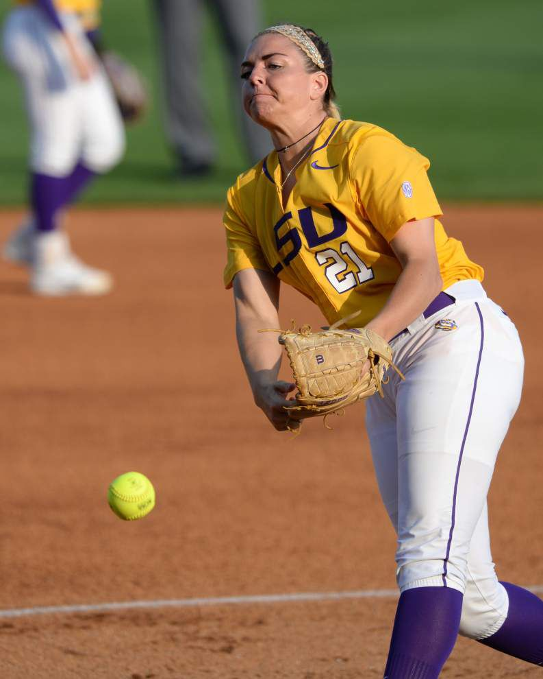 LSU softball team held scoreless again in 2-0 loss to Kentucky _lowres