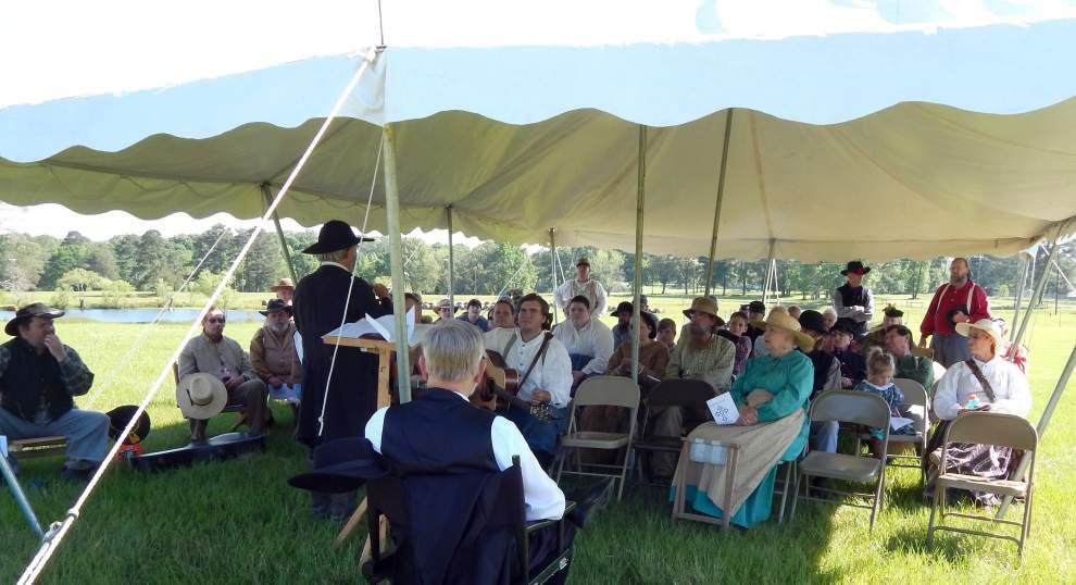 Battle of Jackson Crossroads re-enactment reaches milestone _lowres