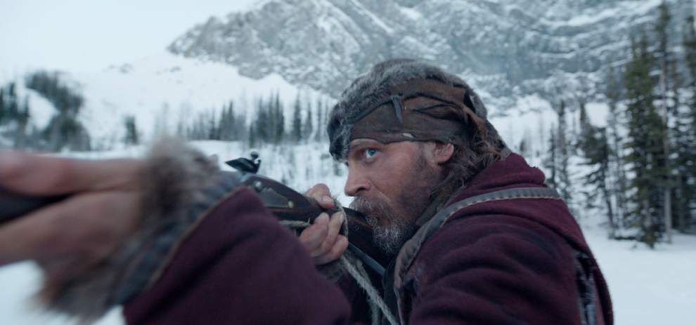 Director Iñárritu can't stay out of otherwise great 'Revenant' _lowres