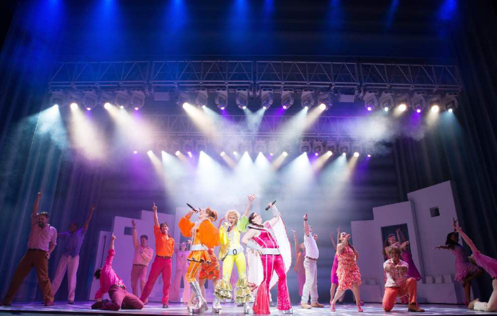 Tickets go on sale Sept. 26 for 'Mamma Mia' at Saenger _lowres