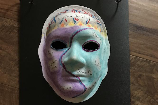 """Unmasking Brain Injury"" pop-up art exhibit opens Nov. 16_lowres"