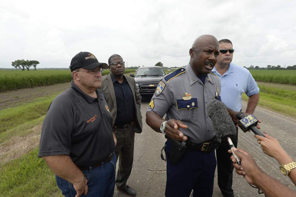 3 p.m. autopsy to determine if body found Tuesday in Iberville Parish sugar cane field is missing BR school administrator _lowres