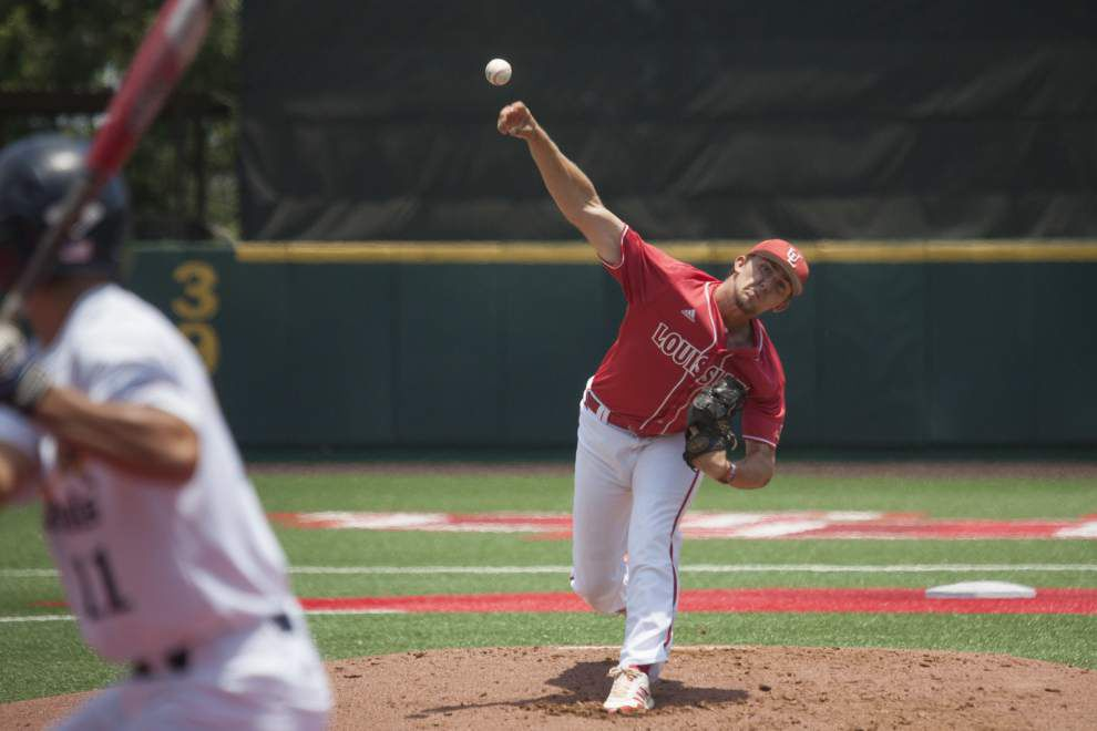 Photos: Ragin' Cajuns roar through Houston regional; advance to super regional to meet cross-state rival LSU in Baton Rouge _lowres