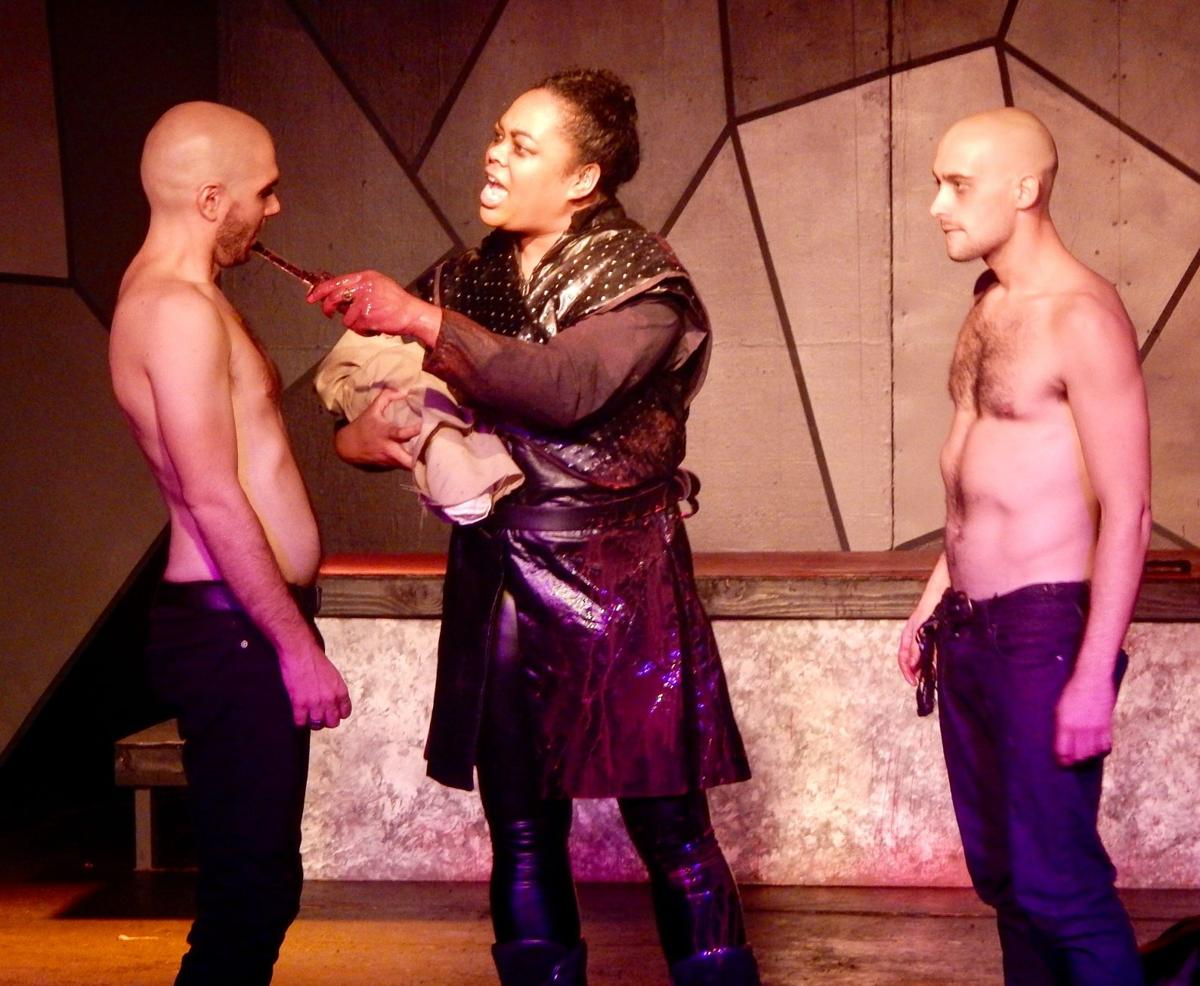 Review: Titus Andronicus at AllWays Theatre_lowres