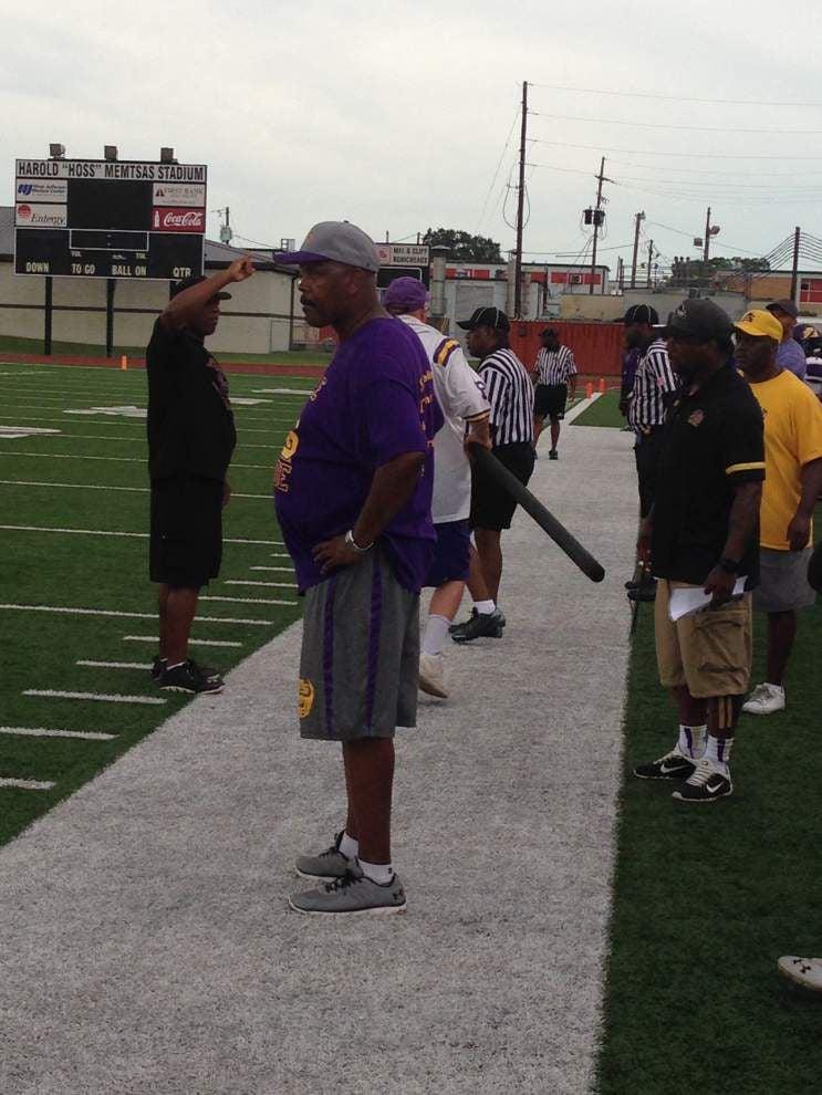 Walker: Al Jones glad he's back on coaching sideline at St. Augustine _lowres