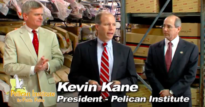 Remembering Kevin Kane of the Pelican Institute for Public Policy_lowres