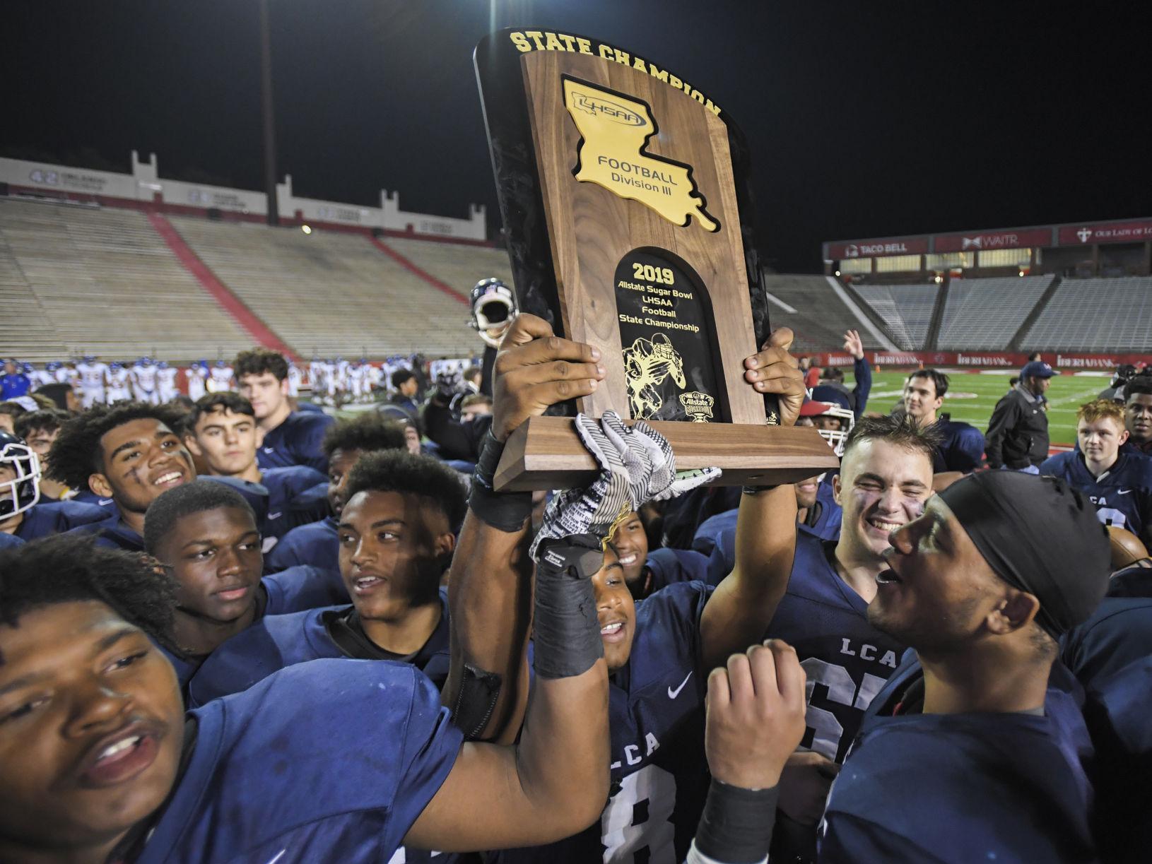 Louisiana High School Football Playoffs See Brackets For Each Class Division High School Sports Theadvocate Com
