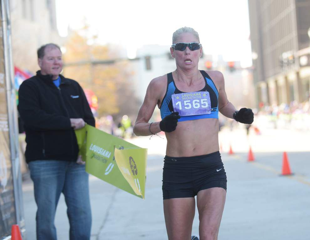 'I don't think she's a cheater:' Director details Mandy West's disqualification after finishing first at Louisiana Marathon _lowres