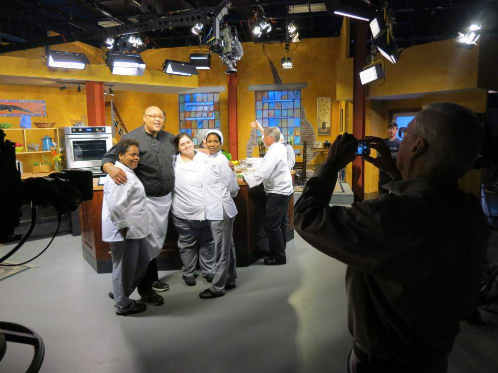 The next big thing: Self-taught chef looks at Creole flavor through local lens in newest WYES cooking show _lowres