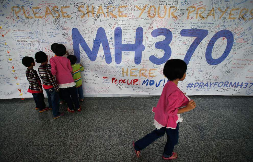 Malaysia: No engine data after plane went missing _lowres