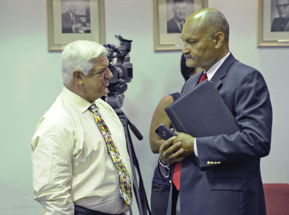 Lafayette board approves budget that Cooper claims is illegal _lowres