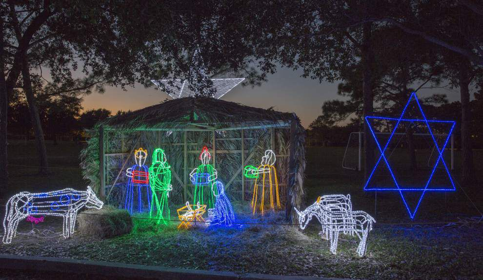 ACLU chides Jefferson Parish councilman over comments about Lafreniere Park holiday display _lowres