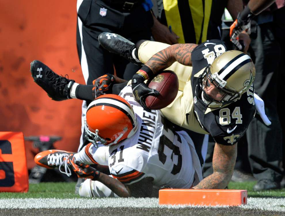 Saints notebook: Sean Payton downplays flare-up after exchanging words with Rob Ryan _lowres