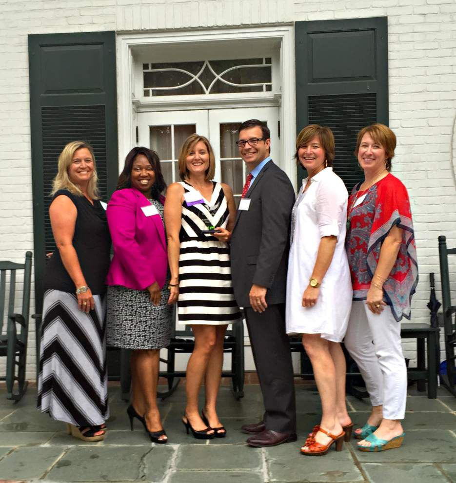 W. Feliciana woman honored for volunteerism _lowres