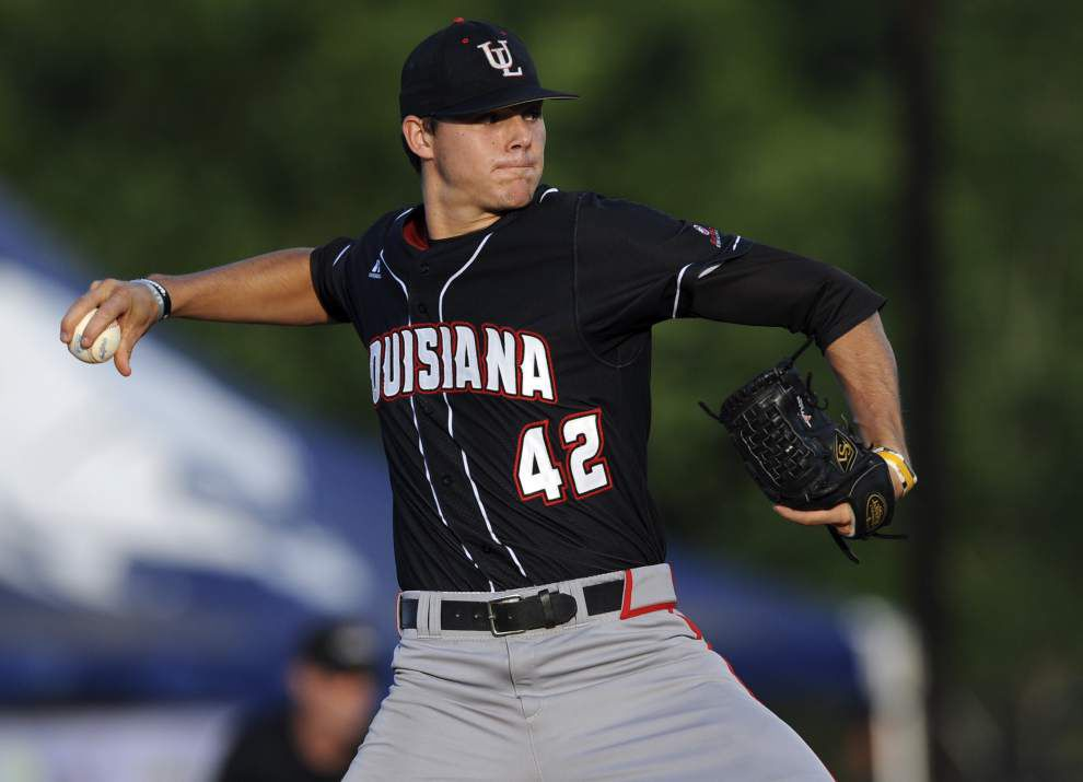Kyle Clement's 11th inning homer seals thrilling win for Cajuns over South Alabama _lowres