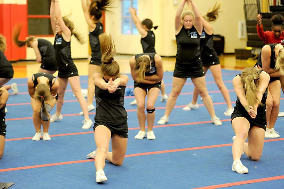 Milazzo earns woman of the cheer credentials _lowres