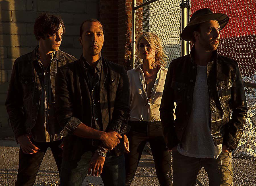 Interview: Metric, Canada's modern New Wave export, talks about new album Pagans in Vegas_lowres