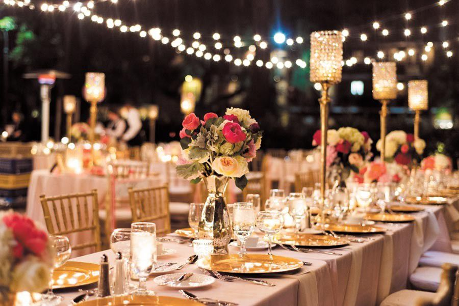 Experts give tips for planning and hosting a memorable event_lowres